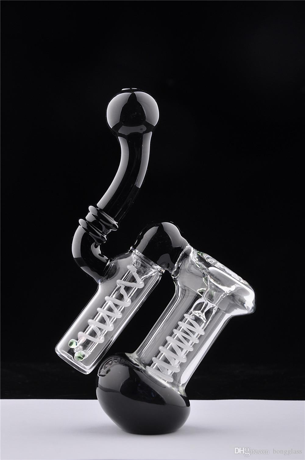 glass oil burner pipe cigarette Glass pipes bubbler Herb smoking pipe water Glass bong accessories for tobacco