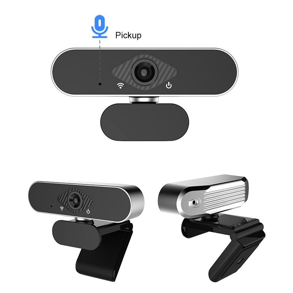 Digital Mini USB Webcam Full HD 1080p Auto Focus PC Computerkamera mit Mikrofon-Webkamera für PC / Notebook / Laptop / Skype-Video