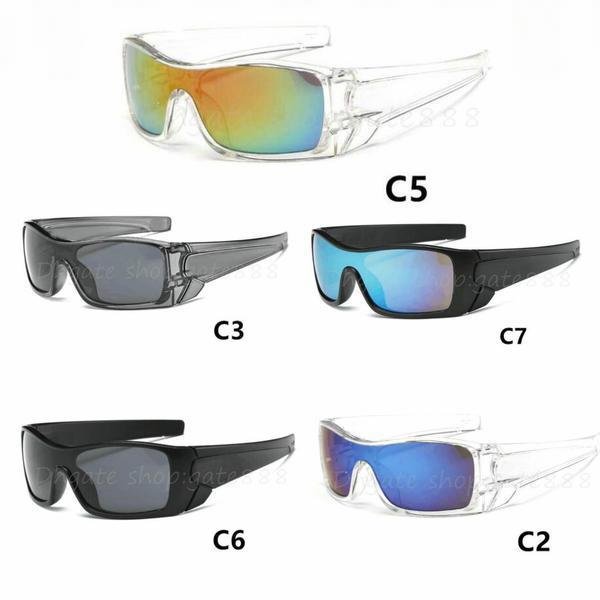 El precio más bajo Venta deporte al aire libre gafas de sol Gafas de Google foto Mostrar 9color envío libre gafas de sol de los hombres puede elegir 10pcs / lot sungass.