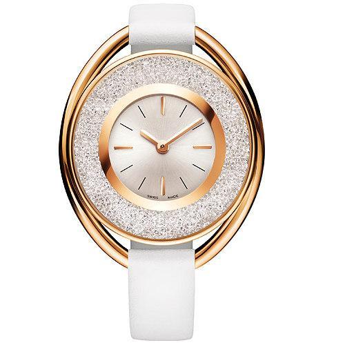 العلامة التجارية الشهيرة المرأة مشاهدة الجلود سيدة ساعة اليد الفاخرة ووتش الطلب الكبير 37MM الوجه هدايا للبنات الشحن مجانا المتداول كريستال