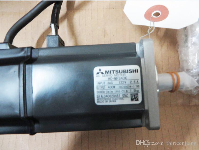 1pcs Mitsubishi Servo Motor HC-MFS43K HCMFS43K New Free Expedited Shipping