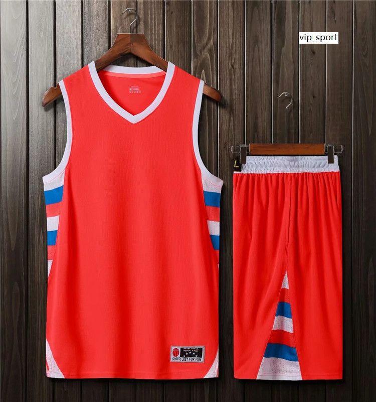 Ensembles de maillot de basketball en ligne pas cher pour hommes de bonne qualité New Style 13 pas cher