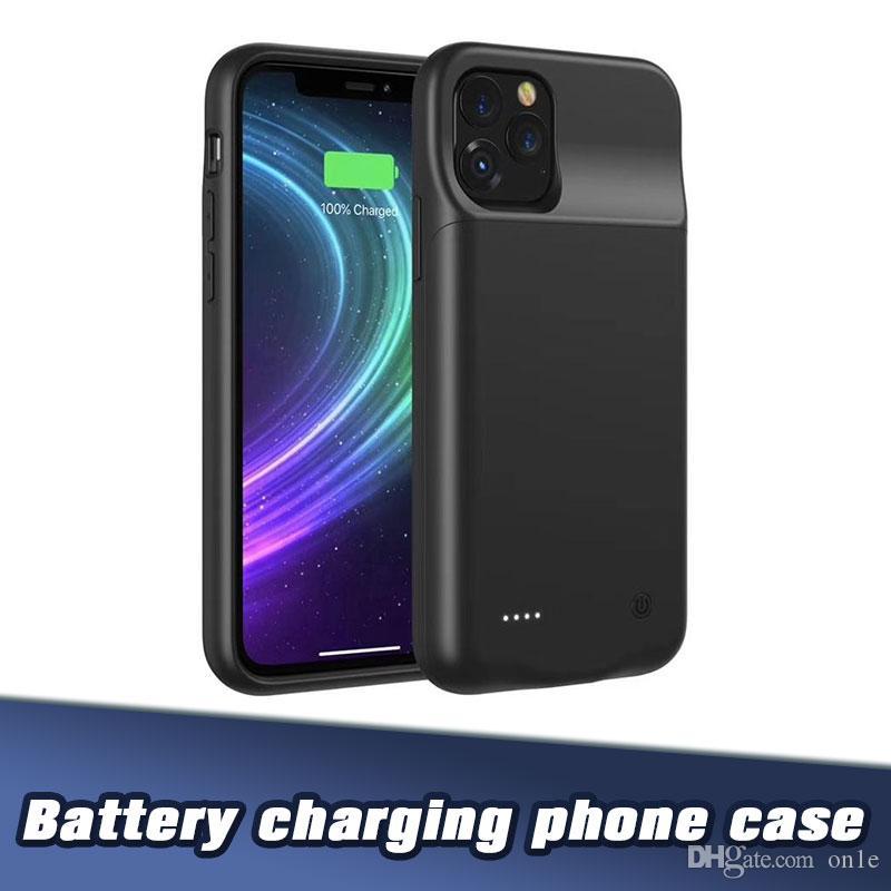4000 mAh Alimentation étui pour téléphone 11 cas de batterie pour téléphone Pro Max Avec Retail Package