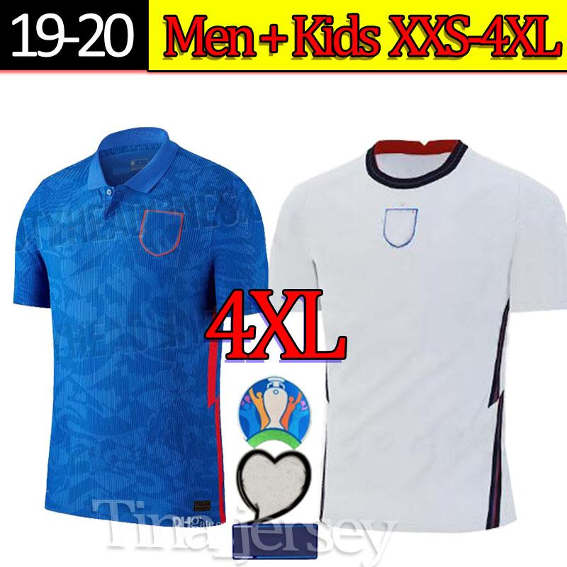 2020 Royaume-Uni Angleterre Formation Soccer Jersey 20 21 Noir Rose VOLT # 9 KANE # 10 DELE football Chemises LINGARD VARDY football uniforme