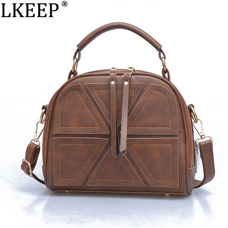 Fashion Bag Patchwork Women Messenger Bags Ladies Handbags Women Bags Small Totes Woman Crossbody Shoulder