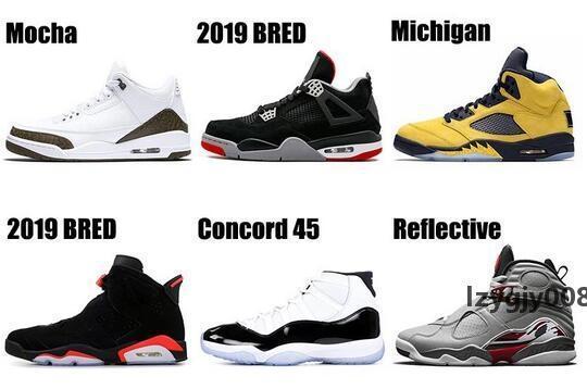 Мужская женская баскетбольная обувь 11s concord Bred 4s 6s FIBA 12s Cap and Gown 13s Michigan TROPHY ROOM 5s мужские кроссовки спортивные кроссовки