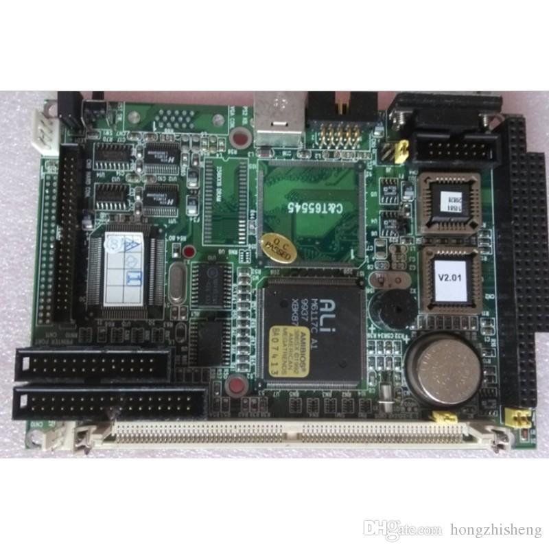 РСМ-3860/64 ред. Б1 1906000072 промышленная материнская плата процессор доска испытанная деятельность