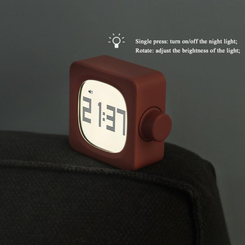 Sveglia orologio con sveglia può essere regolata la luminosità Orologio Bambini Bambini regali degli allievi