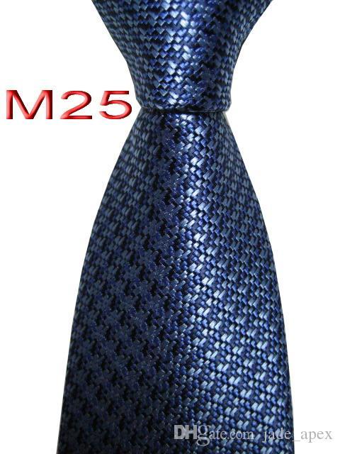 Unique JACQUARD WOVEN HANDMADE Men's Blue Gray Paisley MEN TIE Necktie M25