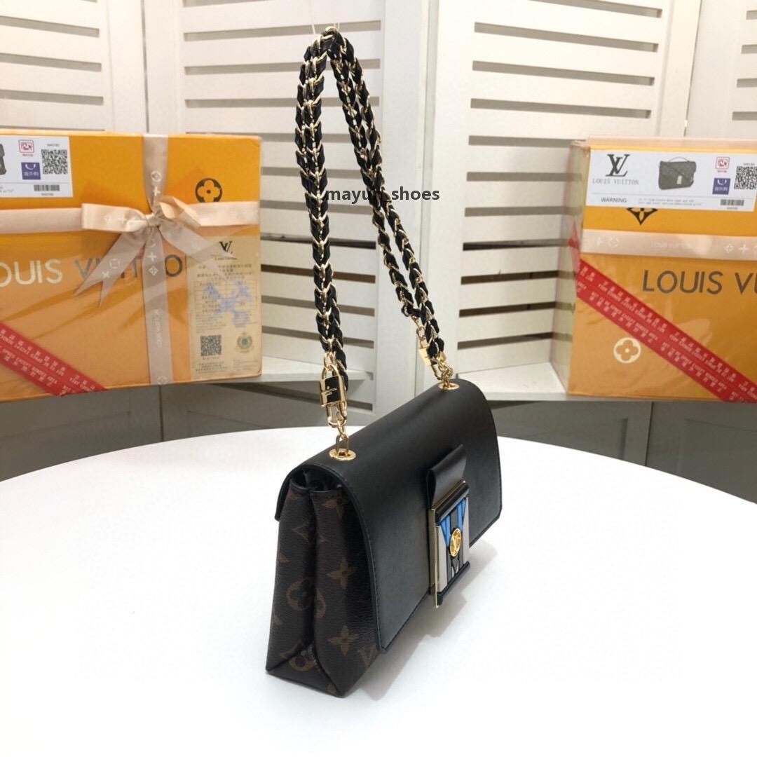 luxeconcepteur M331piece scénographes sacs femmes sac à bandoulière sacs à main de luxe en cuir véritable sacs à main designers dame sacs fourre-tout Coin 23