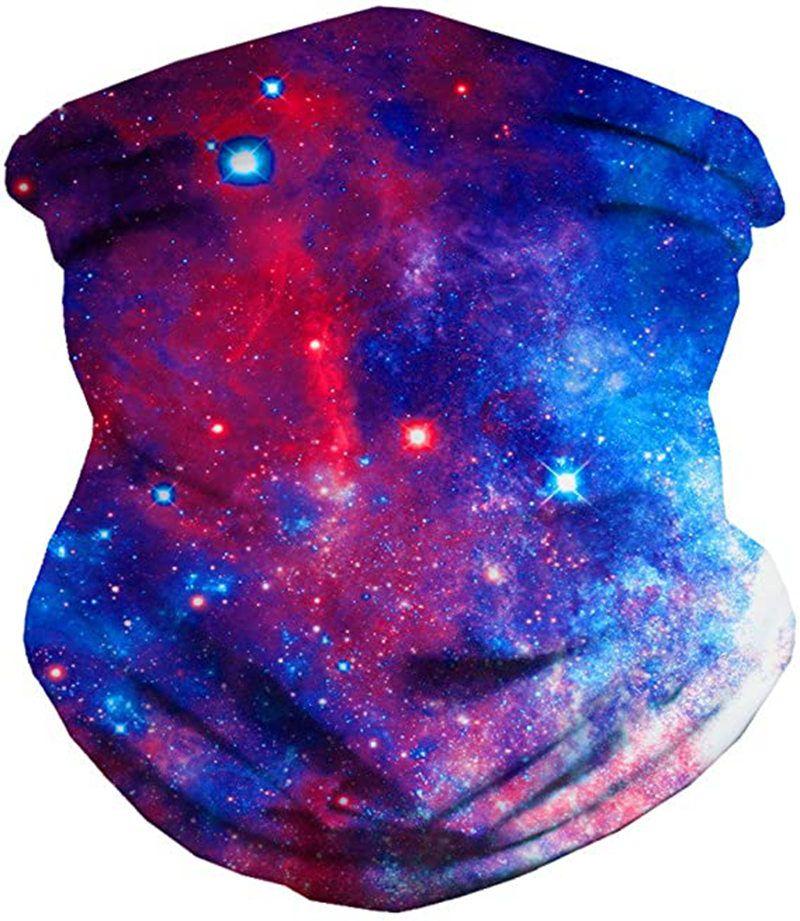 3D бесшовная Балаклава Волшебная маска для лица теплее мотоцикл лыжная шея гетра солнцезащитный головной убор Durag бандана Мужчины Женщины шарф