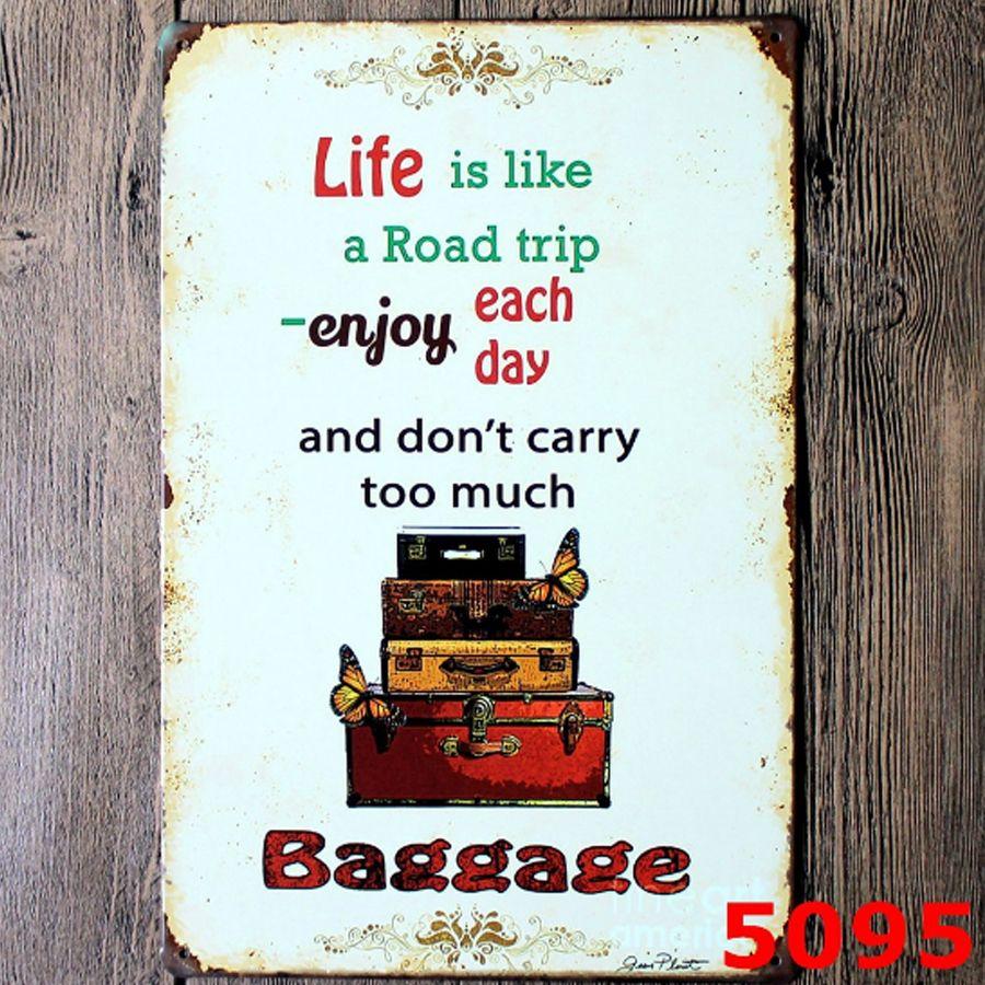 Nueva Wifi Family Life Poesía Carteles de chapa de metal retro placa de hierro Pintura decoración de la pared para Bar Cafe Pub del club de la cerveza de 20 * 30 cm
