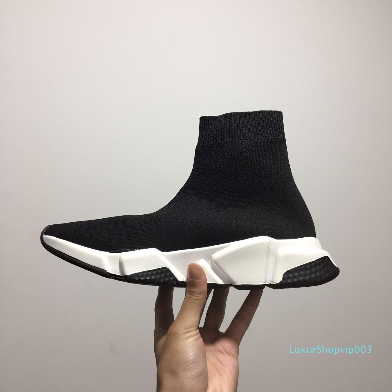 2020 Luxury Sock Shoe Speed Trainers