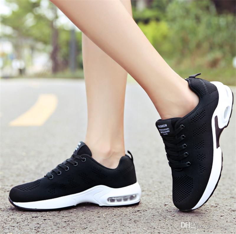 حار بيع 2019 يردون المرأة أحذية رياضية Chaussures BAUHAUS OPTICAL الأزرق باطلة المعزوفة البيضاء المرأة مصمم أحذية الرياضة في الهواء الطلق Zapatos