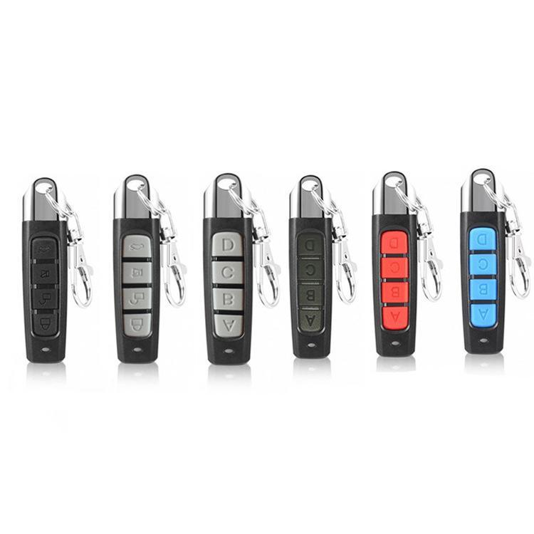 복사 차고 문 롤러 셔터의 보편적 입구 감시 보안 경보 (433)에 대한 무선 원격 컨트롤러를 복사합니다.