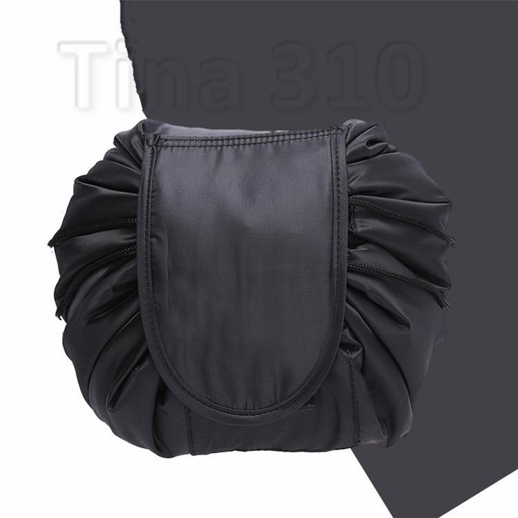 Nuovo 16 Grande Capacità pigro Coulisse Sacchetto Cosmetico Portatile Da Viaggio Pieghevole borsa comune articoli per la casa sacchetto di immagazzinaggio T3I5530