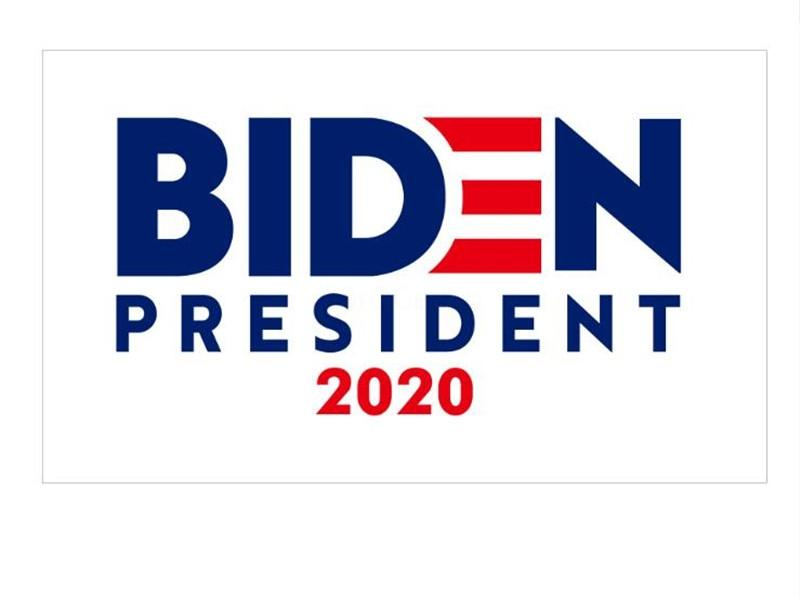 Excited 2020 Us Presidential Election Flag Supports Biden Banner Election Outdoor Decoration Flag Various Campaign Patterns Q1022#626