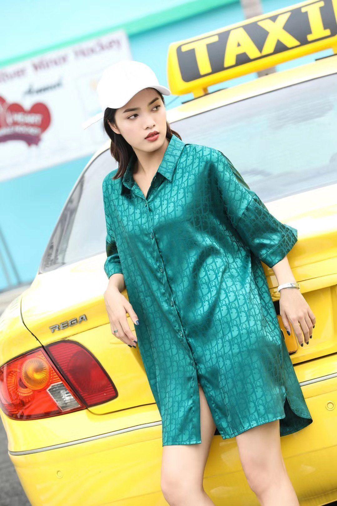 Le donne Shirt Designer estivi 2020 camicie moda magliette della molla di trasporto preferito della nuova messa in vendita di fascino del partito CP05 Klus Klus