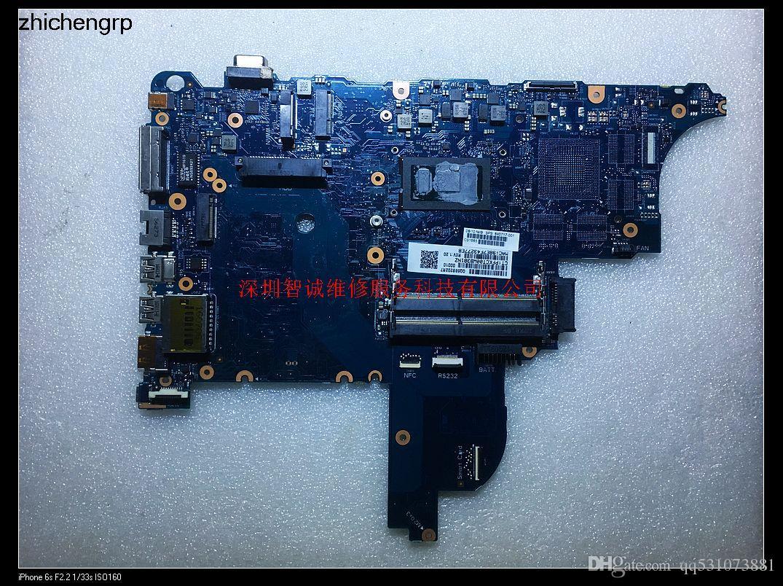 HP ProBook 640 G2 G50 G2 노트북 마더 보드 용 6050A2723701 840717-001 I5-6300U DDR4 통합 그래픽 마더 보드