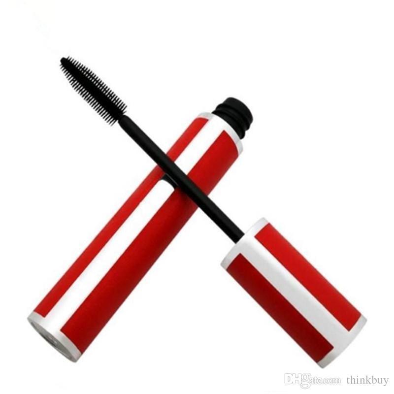 Bricolage rouge vide Tube Cils Mascara, Cils Crème Container, Emballages cosmétiques pour Mascara expédition rapide 2019021006