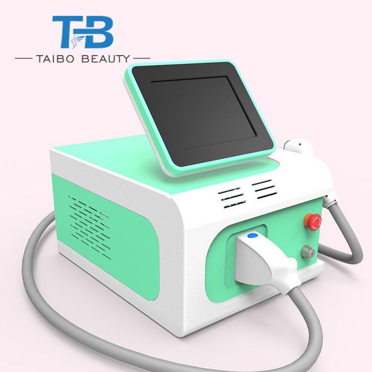 Vente chaude portable 808nm diode laser 300w allemagne barres de laser bon effet épilation du corps entier peau rejuvenatiom pour l'utilisation de salon de beauté