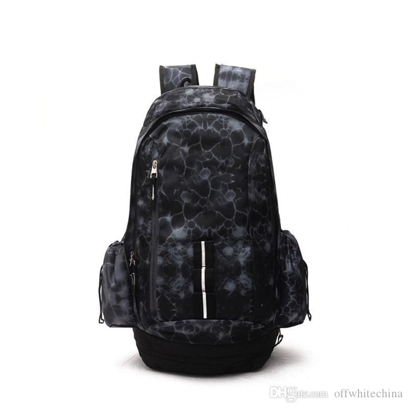 New Basketball Backpacks Sport Backpack Man Backpack Large Capacity Training Women Travel Bags School Bag Shoes Bag