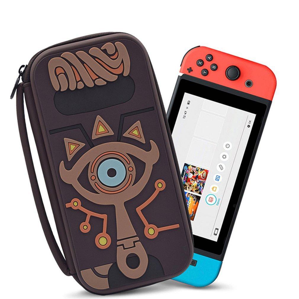 Tragetasche Zubehör Aufbewahrungstasche für Nintendos Schalter Tragbare Reiseetui für Nitendo-Switch-Konsole
