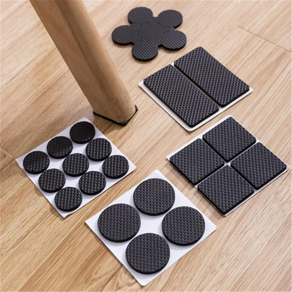 2020 Multi Purpose Furniture Legs Protector Self Adhesive Felt Pad