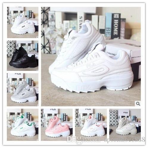 2019 Tasarımcı Luxuyr Marka Spor Koşup Ayakkabı Erkekler Kadınlar Için Low Cut Beyaz Siyah Kuvvetler Rahat Ayakkabılar Unisex Zapatillas Sneakers 36-44