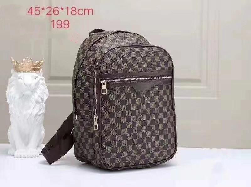 Lüks moda sırt çantası su geçirmez marka omuz çantası erkekler kadınlar çanta presbiyopik paket kurye çantası paraşüt kumaşı cep telefonu Pursuit