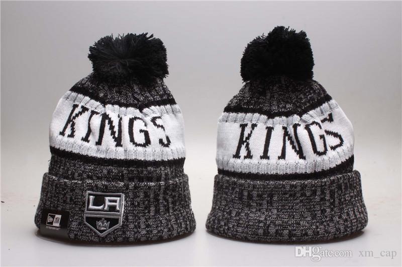 Зима новой теплой шерсти шляпы Мужчины и женщины с вязаная шапка хоккей футбол мяч шлема Оптовая Caps Beanie / Skull