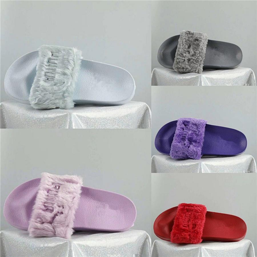 Arloneet 2020 'S pantofole Rihanna scarpe della ragazza del neonato Patchwork Estate Beach Sport Soft pantofole Scarpe Sneakers # 256