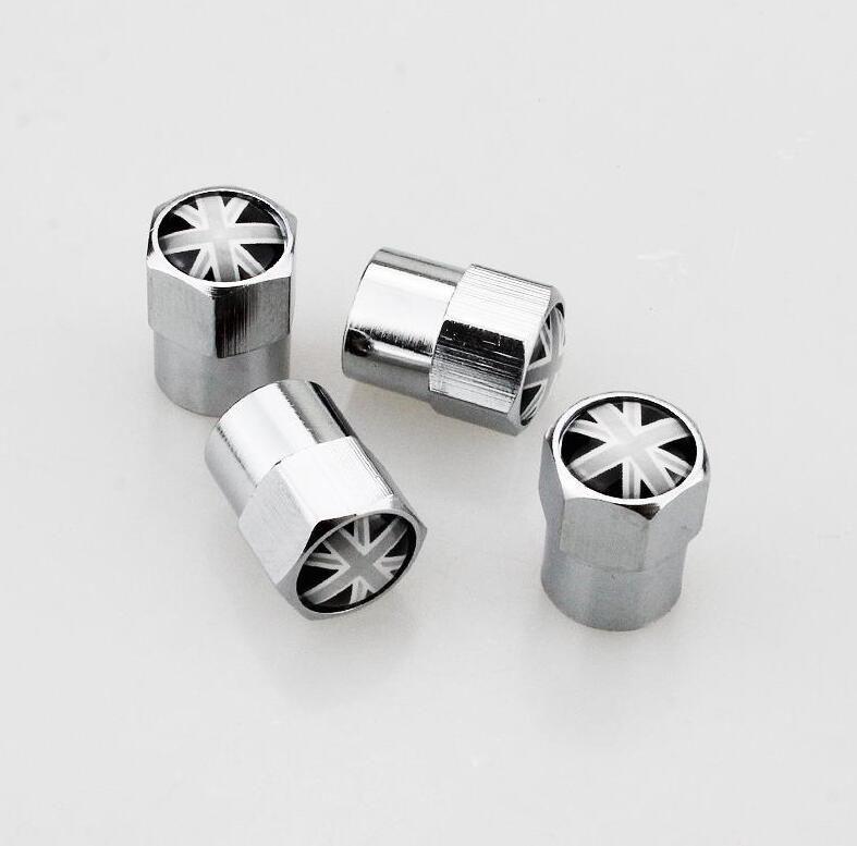 SKODA VALVOLA TAPPI VALVOLA PNEUMATICI tappi in argento