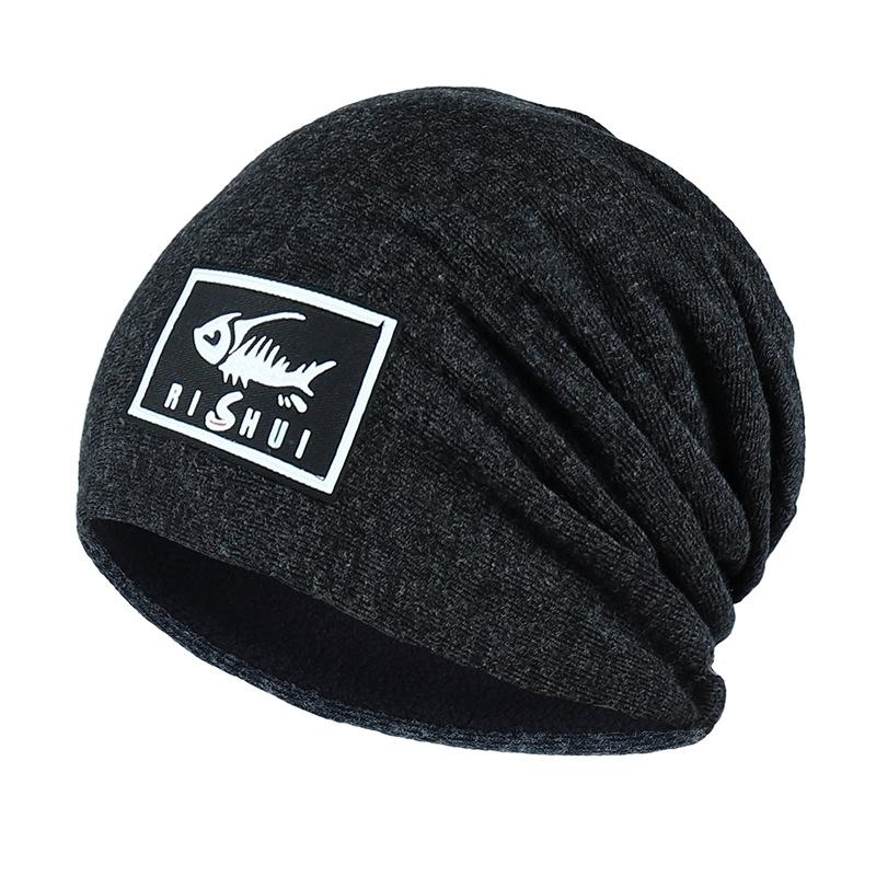 Stretchy /& Soft Winter Cap Thin Men /& Women Solid Color Beanie Hat