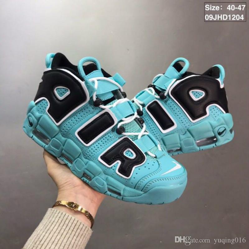 01 2019 New 96 QS Olympic Varsity BARRAGE мужские кроссовки 3M Scottie Pippen More Uptempo Chicago Trainers спортивные кроссовки размер: 36-46