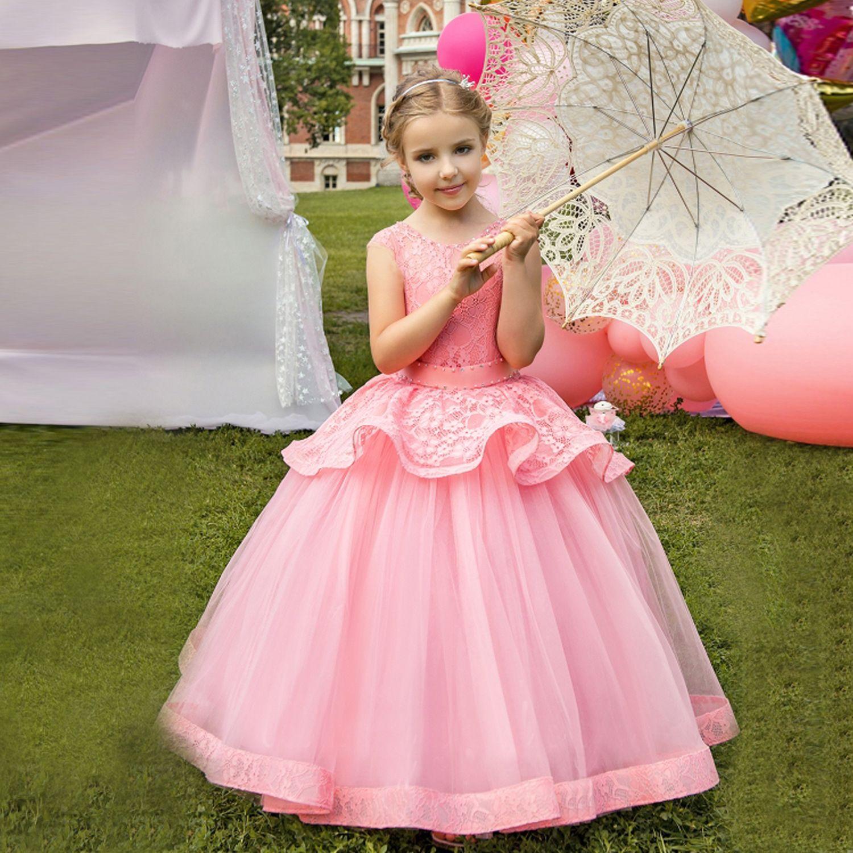 New Baby Toddler Little Girl Pageant Flower Girl Dance Formal Short Dress Green