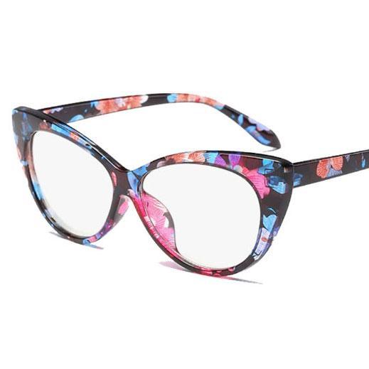 Brand Designer Women's Men's Sunglasses Men And Women Cat Eye Glasses Round Face Leopard Sunglasses Designer Brand Gradient UV400 Lens
