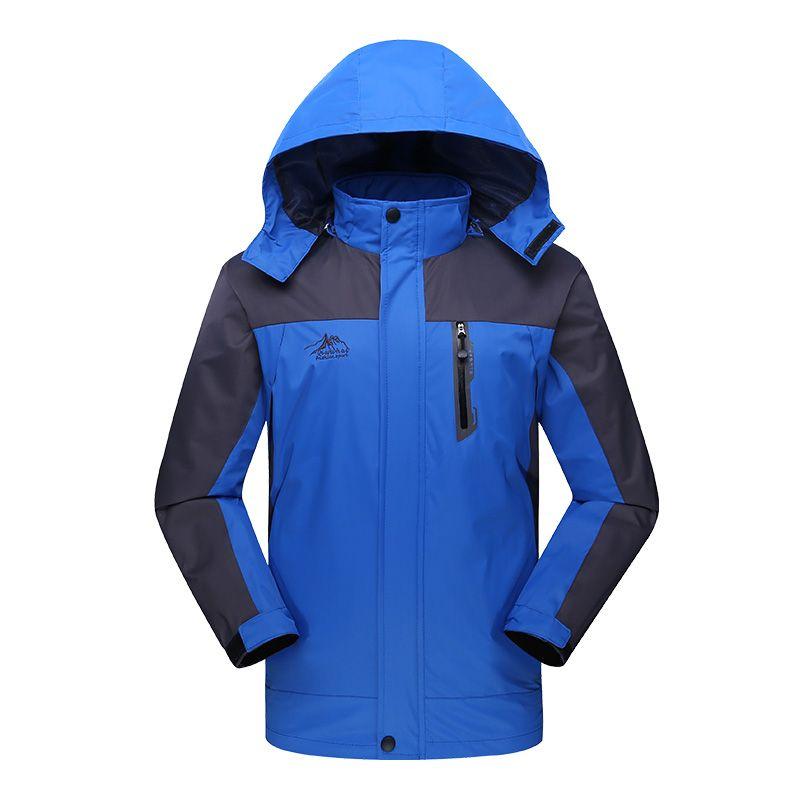 2019 Unisexe Montagne Wear Athletic Séchage Rapide Extérieur Porter Une Couche Coupe-Vent Étanche Snowboarding Veste Sport Veste D'extérieur