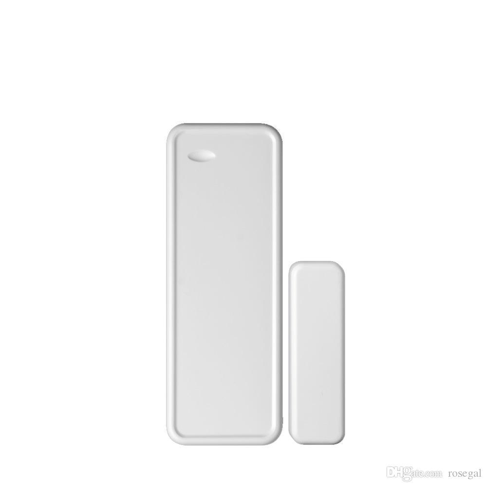 Золотая безопасность беспроводного окно Магнитного датчик двери для системы G90B WiFi GSM Главных Беспроводной сигнализации