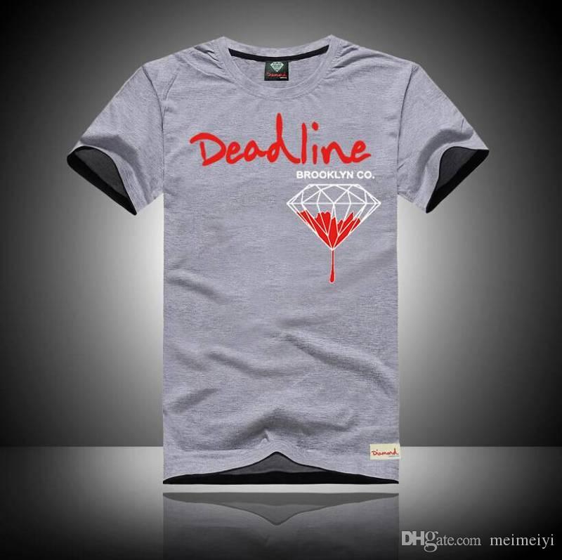 6233 s-5xl frete grátis Hip-hop dos homens tops de algodão Respirável Casual Imprimir Tops moda cultura manga bc T-shirt
