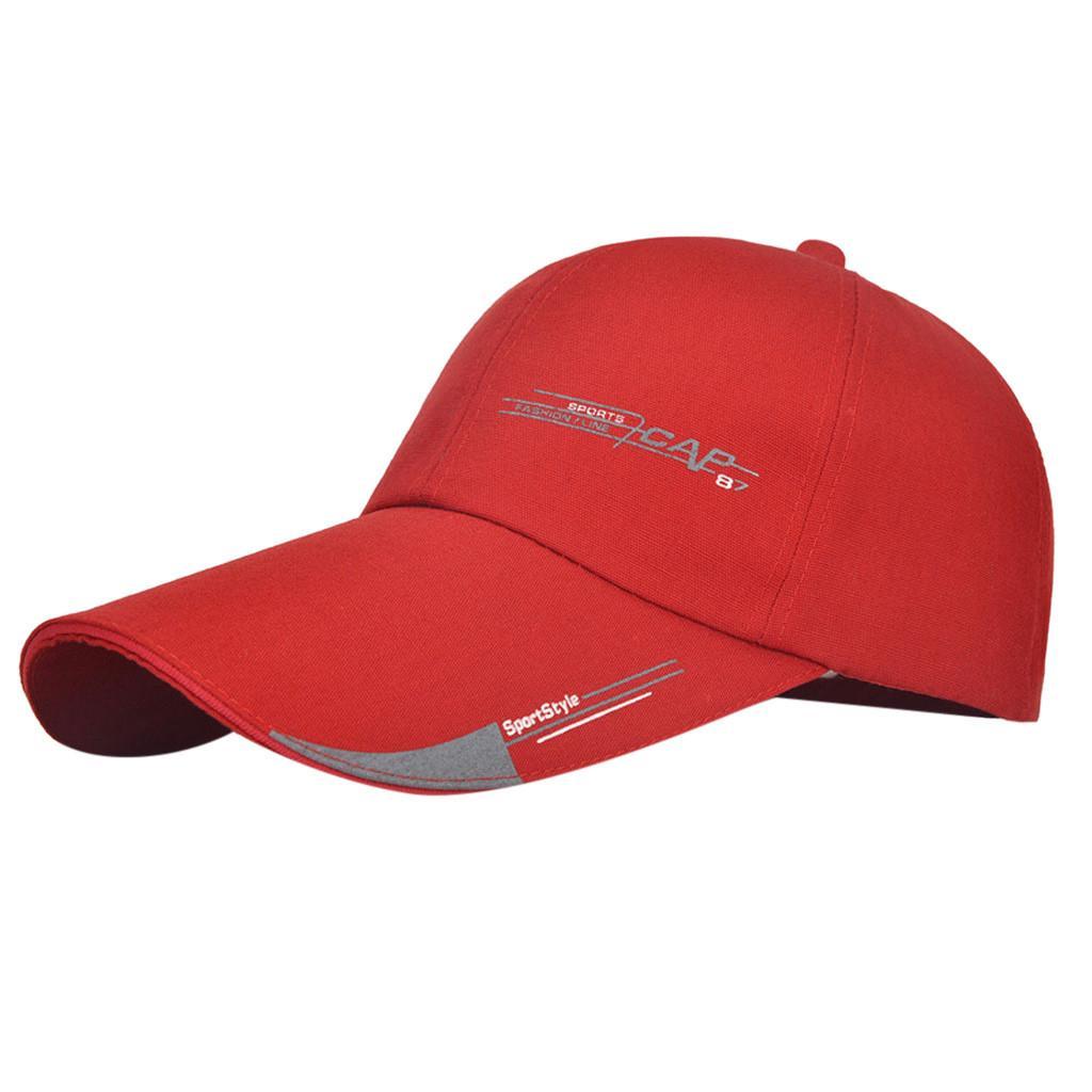 Erkekler Beyzbol Pamuk İşlemeli Harf Ayarlanabilir Beyzbol şapkası Katı Renk Yaz Güneş Koruyucu Kalça yazdır Caps Hop Şapka gorra hombre