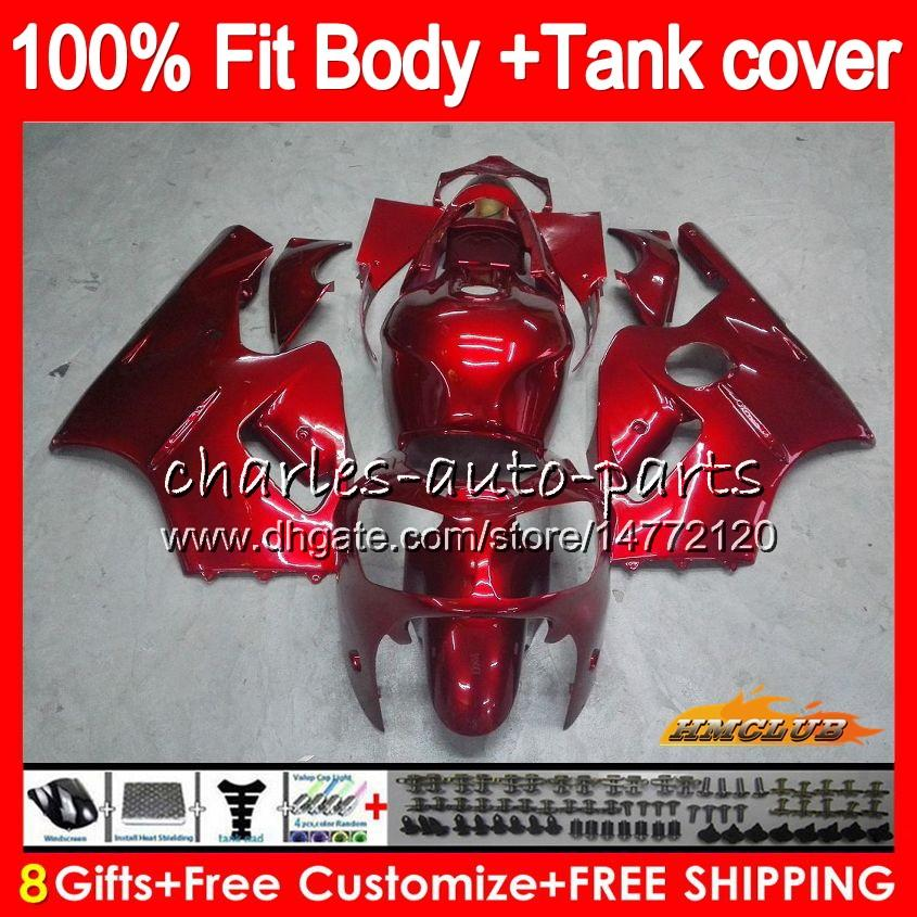 Injection für Kawasaki ZX 12R ZX1200 1200cc ZX12R 02 03 04 05 06 Metall rot neuen 52HC.10 ZX 12 R ZX12R 2002 2003 2004 2005 2006 OEM Fairings