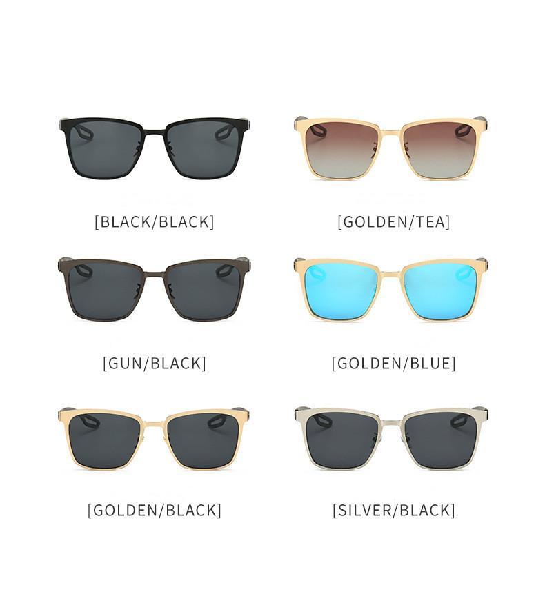 2020 Güneş gözlüğü Erkek Kadın Modeli P Kutusu ile 0120 yüksek kalite için Güneş
