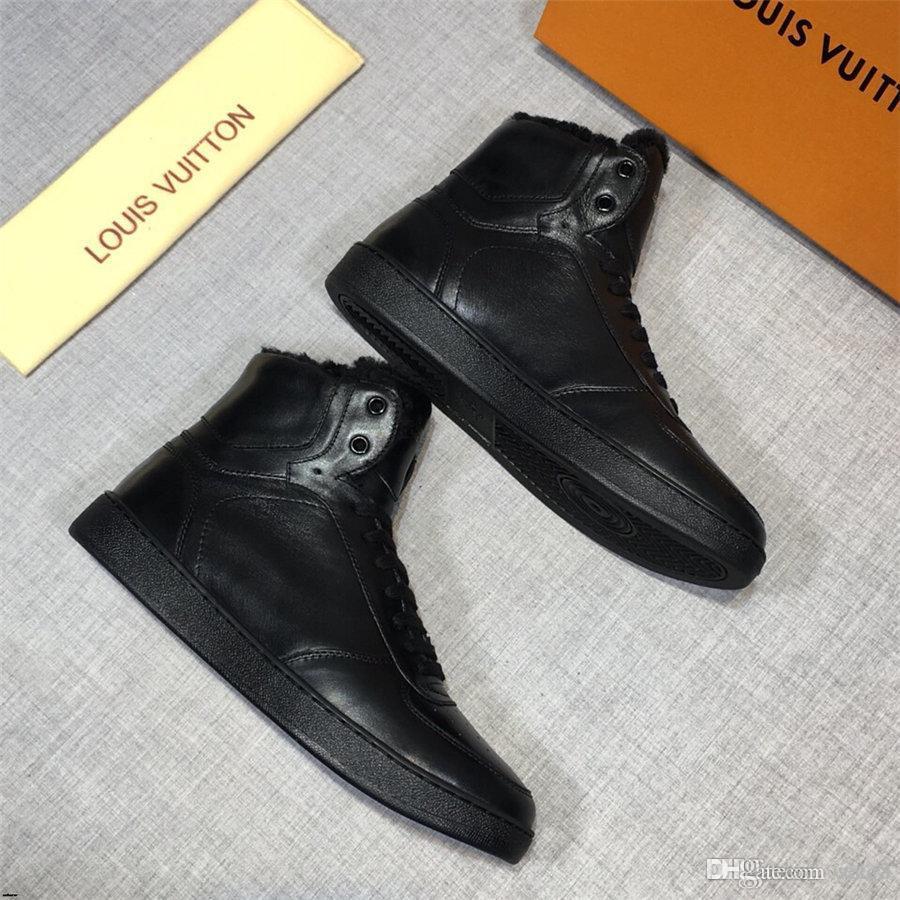 19MM MANs Yürüyüş Botları Su geçirmez Açık Sneakers MAN Kış Spor Ayakkabı Sıcak Yüksek Top Taktik Askeri Boot Trekking AYAKKABI YECQ5