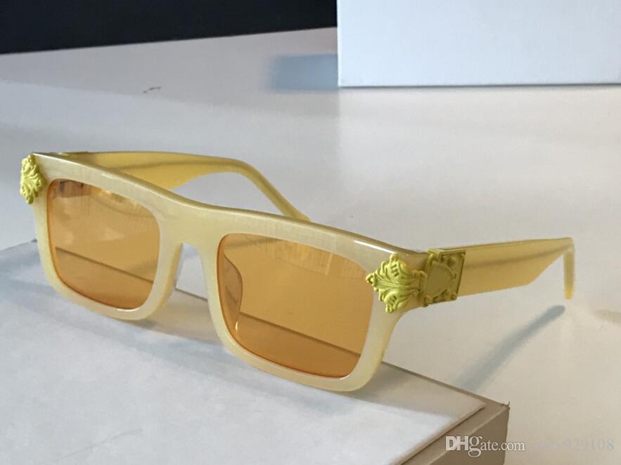 dava ile toptan gözlük UV400 Yeni moda erkek 1206 güneş gözlüğü basit mens güneş gözlüğü popüler kadın güneş gözlüğü açık hava yaz koruması
