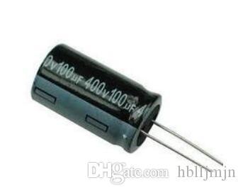 20PCS 400V100UF 18 * 30 мм 100UF 400 В 18 * 30 электролитический конденсатор