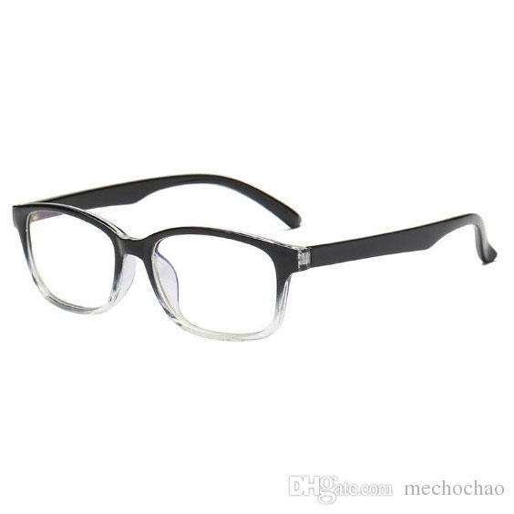 جديد أفضل بيع الكمبيوتر نظارات إطار الرجال والنساء نظارات الإطار الأزرق عدسة نظارات حماية من الأشعة فوق بلو راي نظارات نظارات شحن مجاني