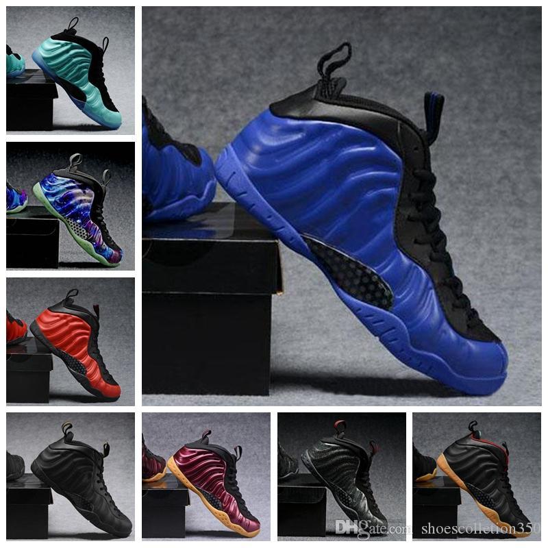 Nike Air Foamposite One 2018 hight quality Penny Hardaway Tênis De Basquete Sneaker Mens Homem Cinza 1 Um Pro Mike Rust Velo Concord Phoenix Clássico Sapatos De Espuma