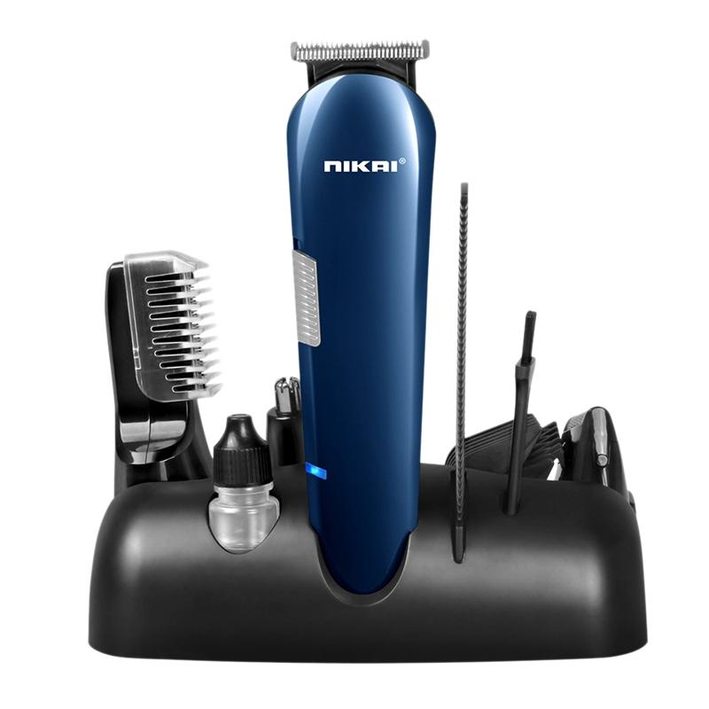 Nikai New Grooming Kit Electric Shaver For Men Rechargeable Electric Razor Body Groomer Trimer Beard Shaving Machine Nose Hair From Grega 22 88 Dhgate Com