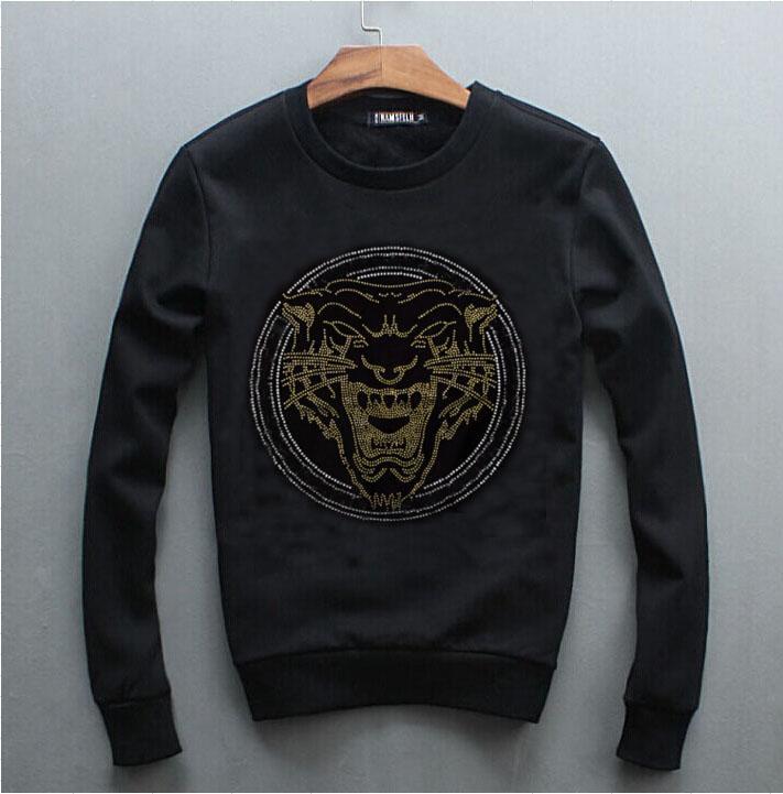 por atacado homens de design de luxo diamante Engrosse quentes capuz homens moda cobrem o algodão marca engraçado e camisolas 03